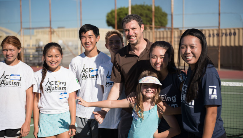 ACEing Autism Comes to Poly