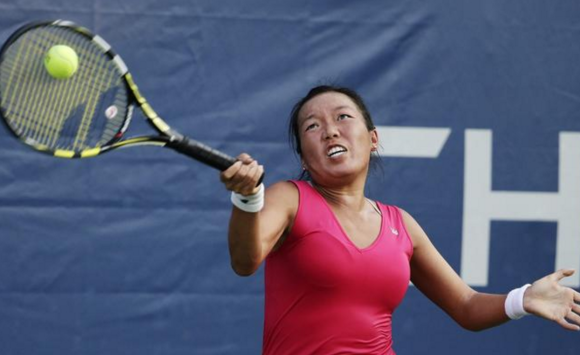 LA Times reports Tennis star Vania King brings effort to ace autism home to Long Beach