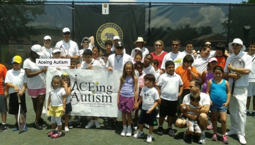 ACEing Autism Plans Children's Tennis Clinic at US Open