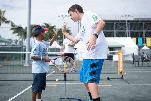 ACEing Autism at Delray Beach Open 2016