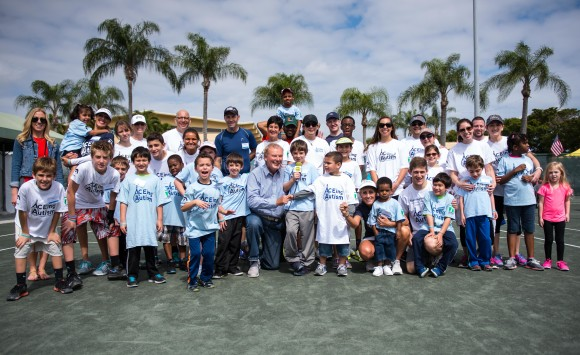 ACEing Autism at The Delray Beach Open 2016