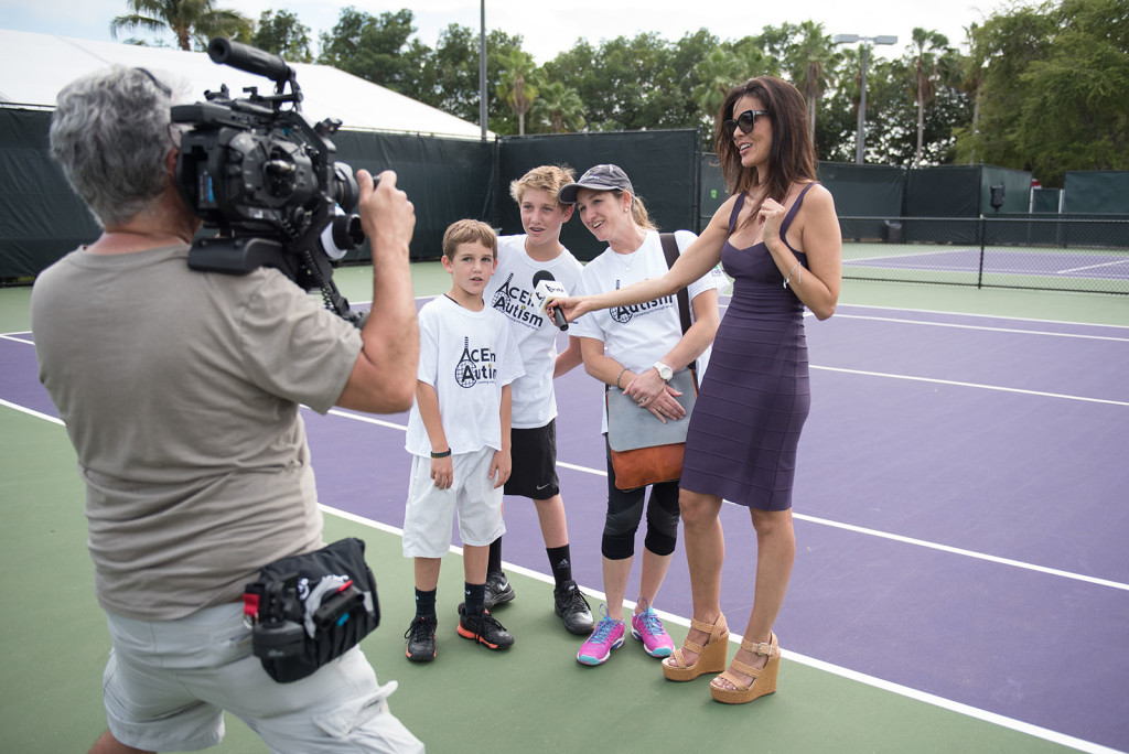 ACEing Autism at The Miami Open 2016