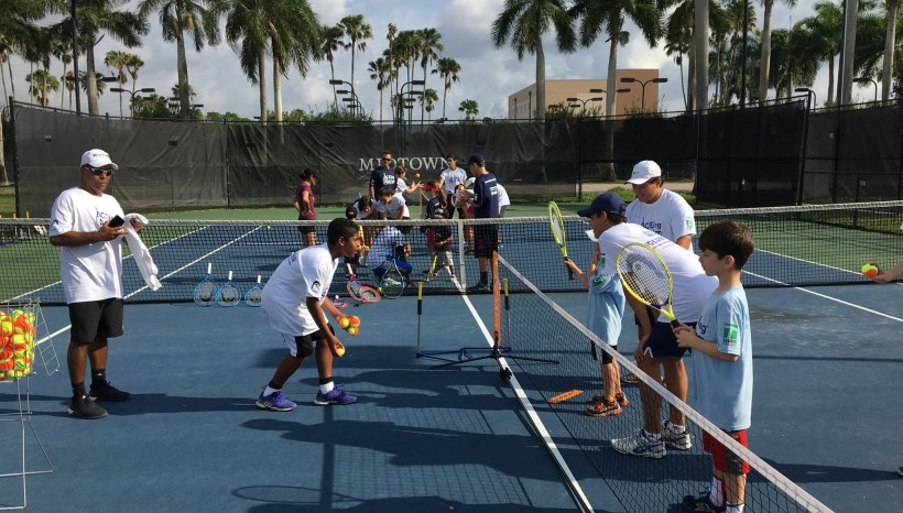 ACEing Autism launches new program at Midtown Athletic Club in Weston, FL with Erica Grub