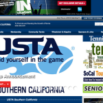 Southern California Tennis News Shares our Racquet Run News