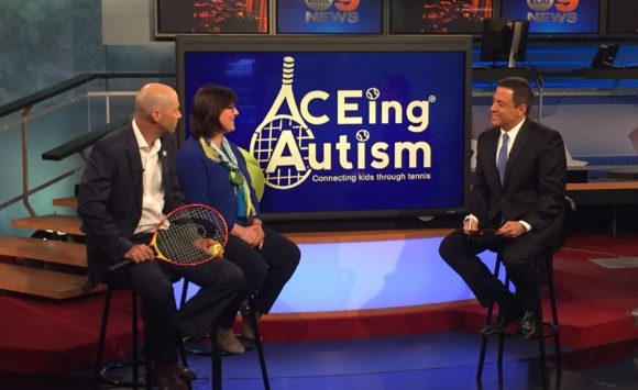 CBS News LA reports on ACEing Autism in preparation for Stephanie's Day