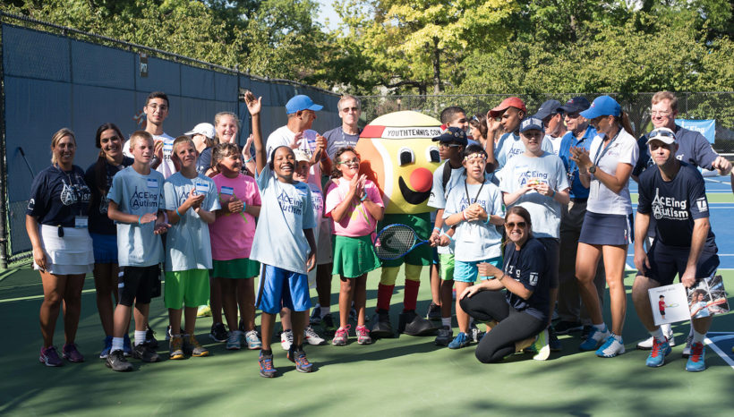 ACEing Autism at The US Open 2016