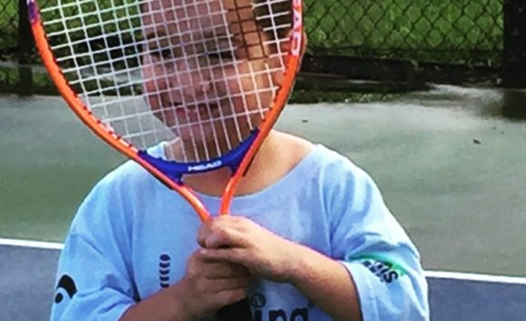 ACEing Autism launches the David Park Tennis Center Clinic, Hollywood, FL